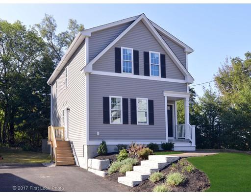 独户住宅 为 销售 在 33 Columbia Street 北阿特尔伯勒, 02760 美国