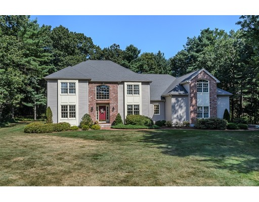 Single Family Home for Sale at 8 Wilkeson Way Foxboro, Massachusetts 02035 United States