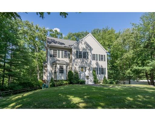 独户住宅 为 销售 在 8 Concord Street Wilmington, 马萨诸塞州 01887 美国