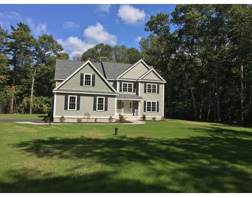 Single Family Home for Sale at 13 Thayer Road 13 Thayer Road Mendon, Massachusetts 01756 United States