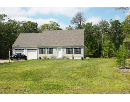 Single Family Home for Sale at 15 Pauls Way 15 Pauls Way Sandwich, Massachusetts 02563 United States