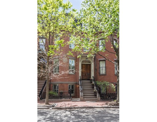 Single Family Home for Sale at 31 E. Concord Street Boston, Massachusetts 02118 United States