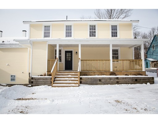 Single Family Home for Sale at 57 Kendall Street 57 Kendall Street Barre, Massachusetts 01005 United States