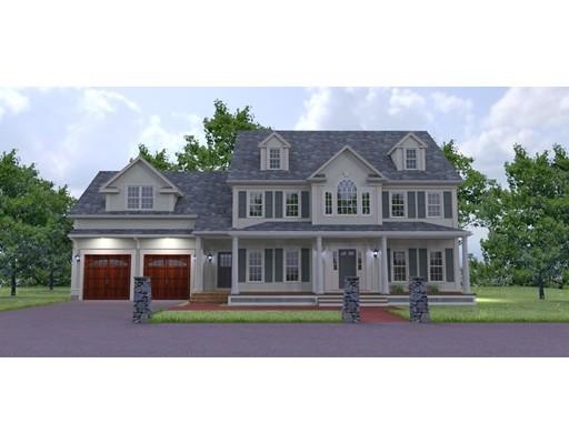 Casa Unifamiliar por un Venta en 30 Horseshoe Lane 30 Horseshoe Lane Canton, Massachusetts 02021 Estados Unidos