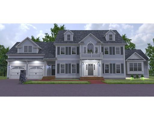Maison unifamiliale pour l Vente à 5 Horseshoe Lane 5 Horseshoe Lane Canton, Massachusetts 02021 États-Unis