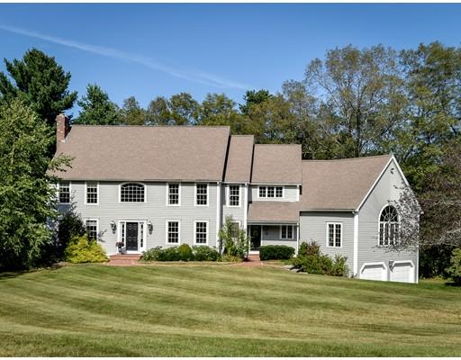 独户住宅 为 销售 在 19 CIDER HILL LANE 舍伯恩, 马萨诸塞州 01770 美国