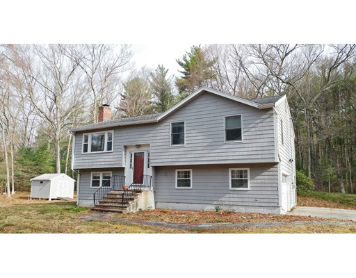 Single Family Home for Sale at 21 Charles Street 21 Charles Street Georgetown, Massachusetts 01833 United States