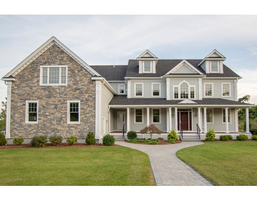 Casa Unifamiliar por un Venta en 12 Cart Path Lane 12 Cart Path Lane Lexington, Massachusetts 02421 Estados Unidos