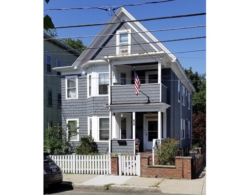Multi-Family Home for Sale at 52 Porter Street Somerville, 02143 United States