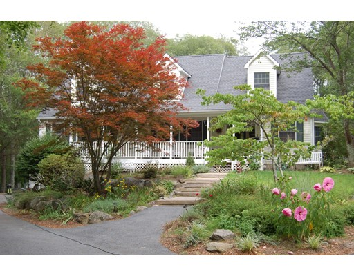Single Family Home for Sale at 129 Rocky Hill Road Scituate, Rhode Island 02857 United States