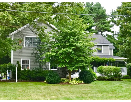 Single Family Home for Sale at 15 Bryson Drive Norton, Massachusetts 02766 United States
