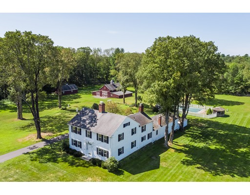 Single Family Home for Sale at 128 Somers Road Hampden, Massachusetts 01036 United States