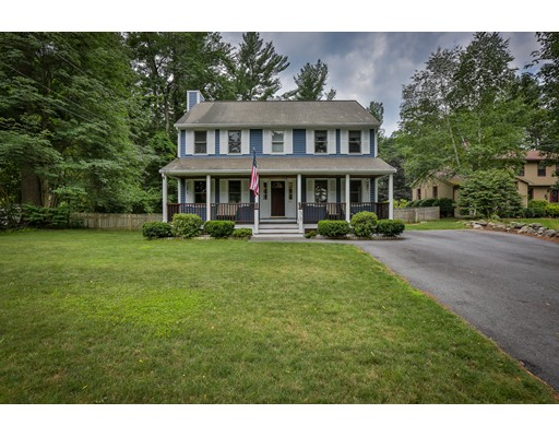 Single Family Home for Sale at 96 Dunstable Road 96 Dunstable Road Westford, Massachusetts 01886 United States