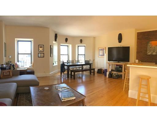 Single Family Home for Rent at 34 Gloucester Boston, Massachusetts 02115 United States