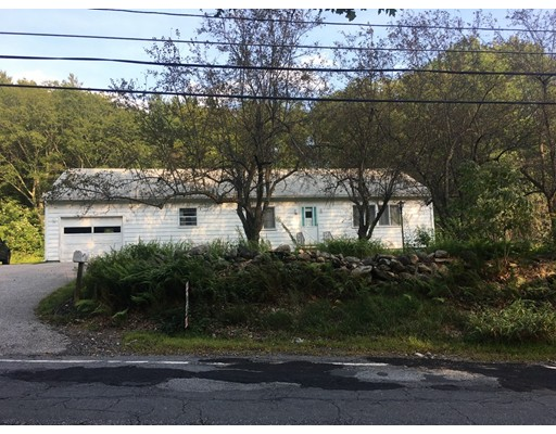 Single Family Home for Sale at 288 Williamsville Road 288 Williamsville Road Barre, Massachusetts 01005 United States