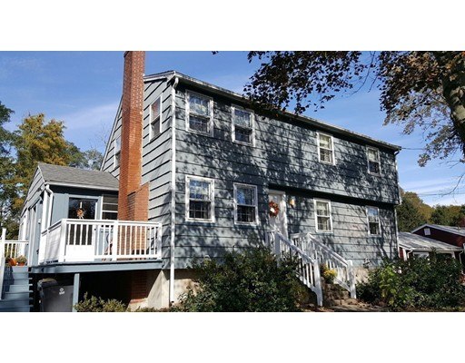 Single Family Home for Sale at 40 East Street Avon, Massachusetts 02322 United States