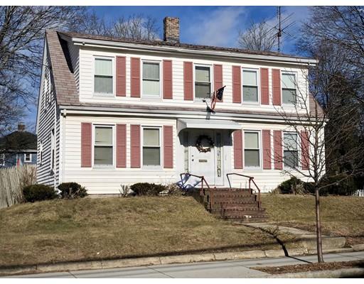 多户住宅 为 销售 在 273 Pleasant Street 布罗克顿, 02301 美国