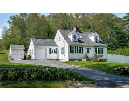 独户住宅 为 销售 在 54 Spring Street 霍普金顿, 马萨诸塞州 01748 美国