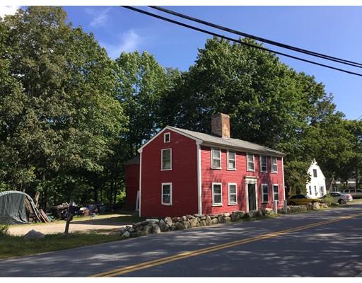 独户住宅 为 销售 在 28 Water Street 28 Water Street 艾什本罕, 马萨诸塞州 01430 美国