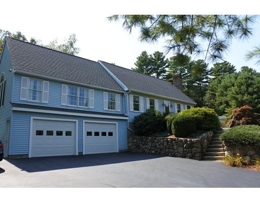Частный односемейный дом для того Продажа на 63 Glen Avenue Upton, Массачусетс 01568 Соединенные Штаты