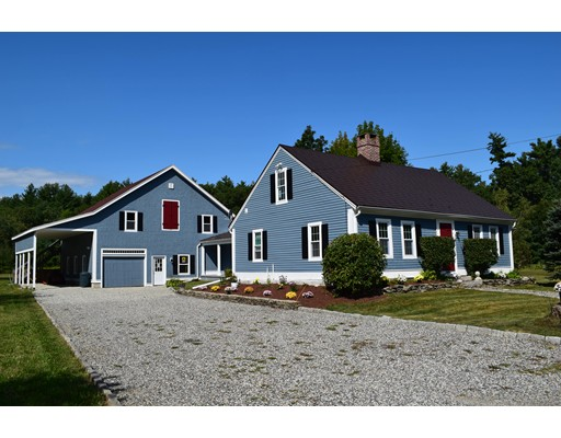 Частный односемейный дом для того Продажа на 103 New Boston Road Kingston, Нью-Гэмпшир 03848 Соединенные Штаты