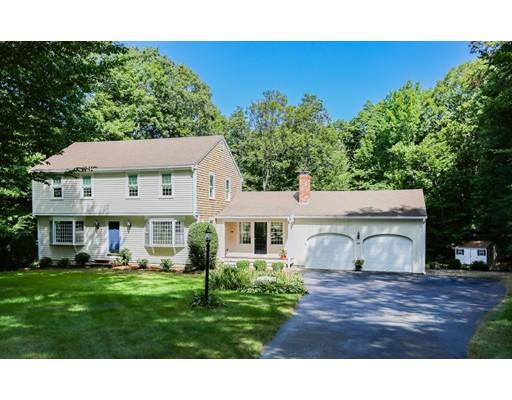 独户住宅 为 销售 在 52 Captain Vinal Way 52 Captain Vinal Way Norwell, 马萨诸塞州 02061 美国