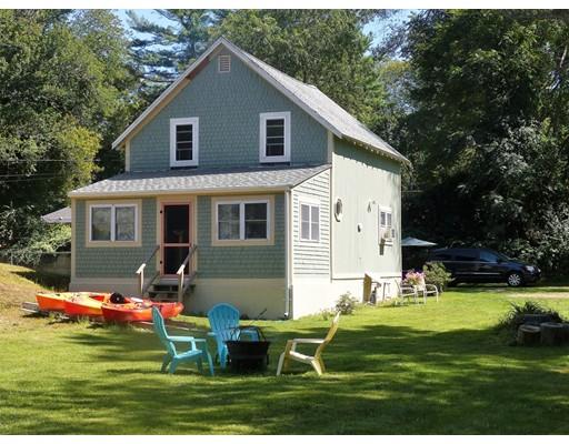 Single Family Home for Sale at 45 Depot Street Hanson, Massachusetts 02341 United States