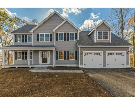 Single Family Home for Sale at 8 Coventry Lane Stoneham, Massachusetts 02180 United States