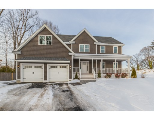 Single Family Home for Sale at 11 Coventry Lane Stoneham, Massachusetts 02180 United States