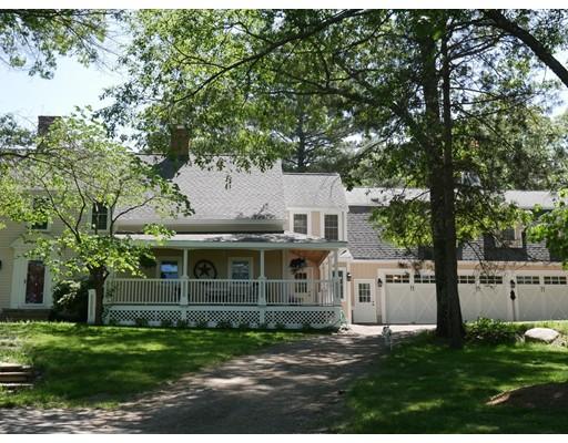 Casa Unifamiliar por un Venta en 36 Elm Street 36 Elm Street Georgetown, Massachusetts 01833 Estados Unidos