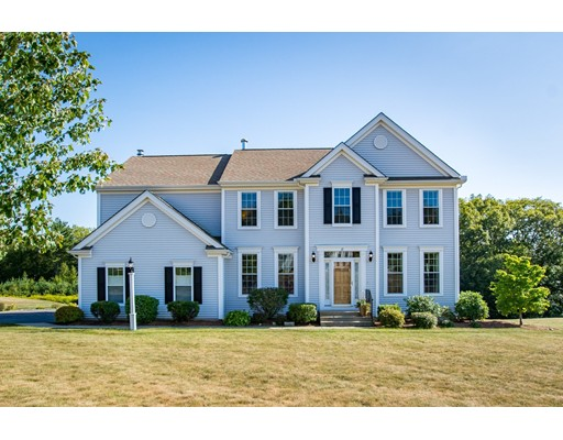 Single Family Home for Sale at 17 Howarth Drive 17 Howarth Drive Upton, Massachusetts 01568 United States