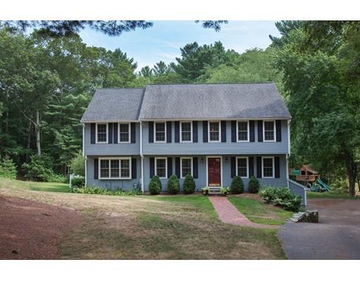 Single Family Home for Sale at 55 Lady Slipper Circle 55 Lady Slipper Circle Pembroke, Massachusetts 02359 United States