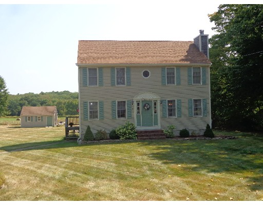 Single Family Home for Sale at 111 North Elm Street West Bridgewater, Massachusetts 02379 United States