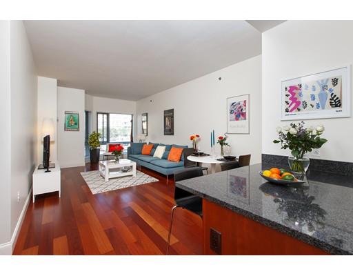 Appartement en copropriété pour l à louer à 20 2Nd St #223 20 2Nd St #223 Cambridge, Massachusetts 02141 États-Unis