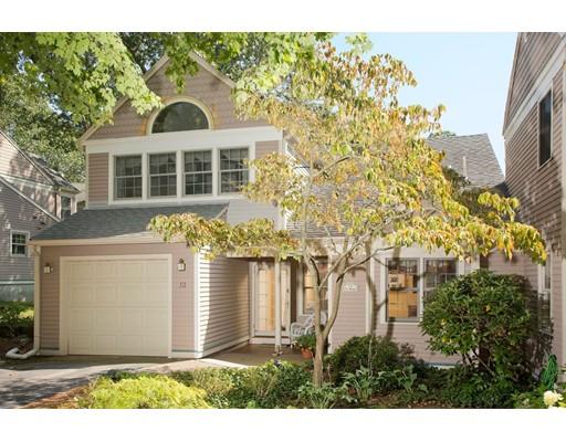 共管式独立产权公寓 为 销售 在 12 Oceanwoods Drive 达克斯伯里, 马萨诸塞州 02332 美国