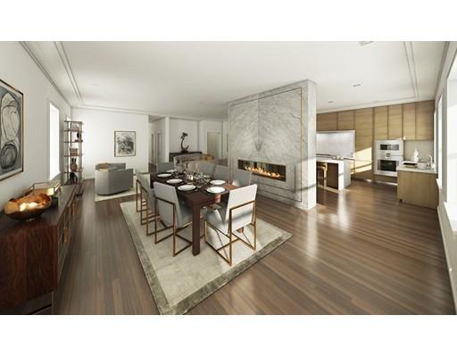 Condominio por un Venta en 401 Beacon #3/4 401 Beacon #3/4 Boston, Massachusetts 02115 Estados Unidos