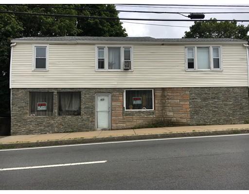 商用 为 销售 在 875 N Main Street 875 N Main Street 伦道夫, 马萨诸塞州 02368 美国