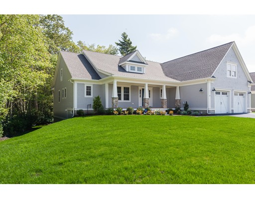 Single Family Home for Sale at 21 Fieldstone Drive Mattapoisett, 02739 United States