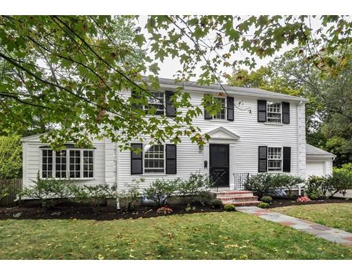 Casa Unifamiliar por un Venta en 478 Weston Road 478 Weston Road Wellesley, Massachusetts 02482 Estados Unidos