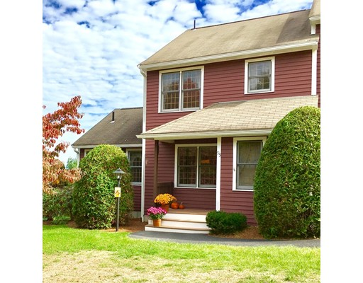 Condominium for Sale at 95 LAURELWOOD Drive Hopedale, Massachusetts 01747 United States