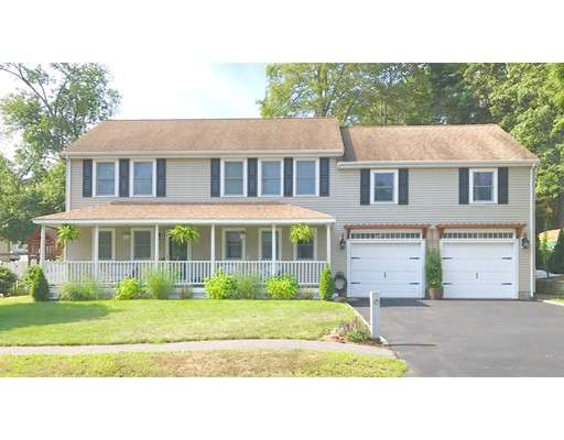 Single Family Home for Sale at 15 Drury Lane Natick, Massachusetts 01760 United States