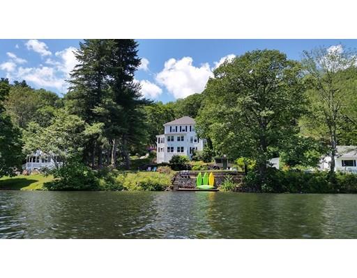 独户住宅 为 销售 在 262 Grove Street 262 Grove Street Clinton, 马萨诸塞州 01510 美国