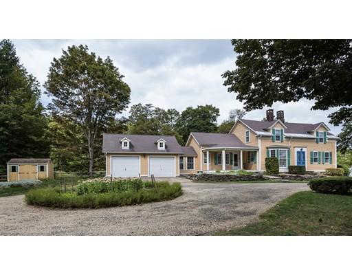 Частный односемейный дом для того Продажа на 342 Haydenville Road 342 Haydenville Road Whately, Массачусетс 01093 Соединенные Штаты