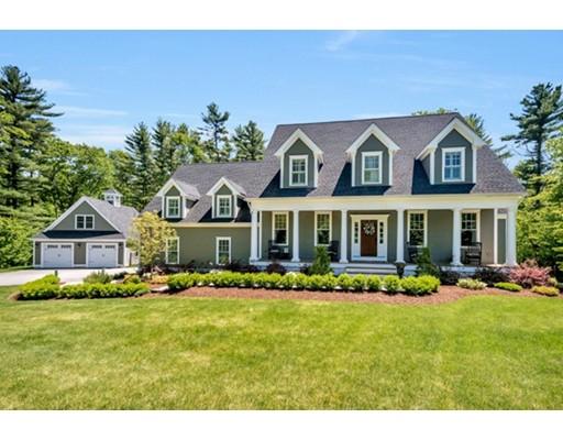 Частный односемейный дом для того Продажа на 200 Prospect Street 200 Prospect Street Easton, Массачусетс 02375 Соединенные Штаты