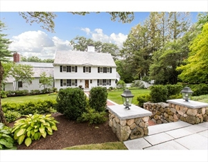 134 Edmunds Road  is a similar property to 22 Oakridge Rd  Wellesley Ma