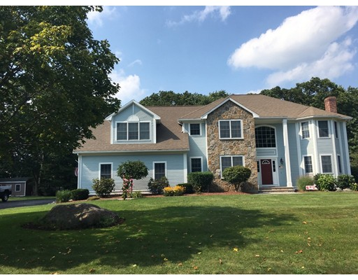 Single Family Home for Sale at 17 Copeland Drive Bedford, Massachusetts 01730 United States