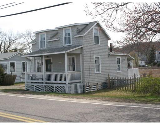 独户住宅 为 销售 在 1187 Ferry Street 马什菲尔德, 02050 美国