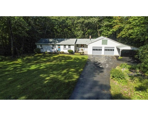 420 Dickinson Hill Rd, Russell, MA 01071