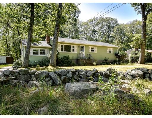 Single Family Home for Sale at 358 Underwood Holliston, Massachusetts 01746 United States