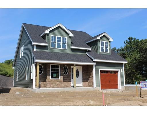 Single Family Home for Sale at 74 Oak Street Billerica, Massachusetts 01821 United States
